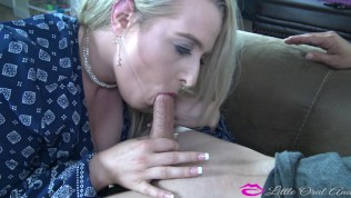 HIS FIRST TIME - 19 Y/O Virgin Fucked & Huge Sweet Cum Load Swallowed PT2