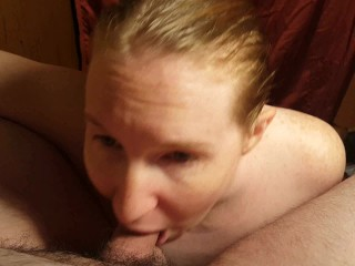 Lady Adorn Loves to make Him Cum
