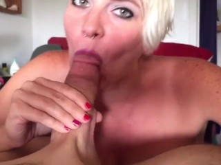 Worshiping Your Cock: Begging for Cum in My Mouth By: SexySpunkyGirl