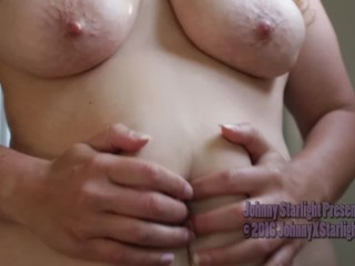 Nipple Play and Squirting for Brad
