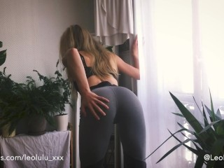 Fit Teen Fucked By Big Dick - Amateur couple LeoLulu
