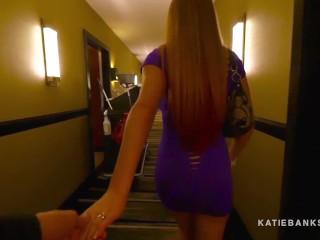 Katie banks POV sex tape