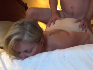 MILF part-2 Fuck doggy-style until I cum on her ass