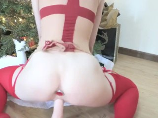 FLEXIBLE BAMBI MAKES YOU CUM!