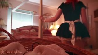 Slutty Maid Caught Masturbating HIDDEN CAM VOYEUR Series Part 2