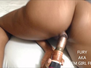 creamy squirting & anal twerking in the mint release 2