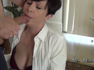 Facefucking the Anger Control Counselor 2