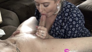 Throat Fucking Swallowing A Huge Cum Load