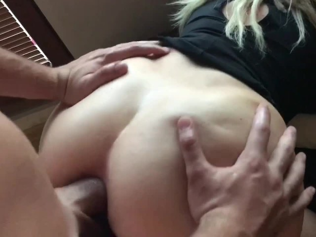 Teen Anal Riding Creampie