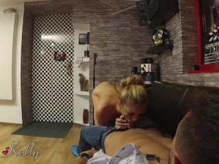 Blowjob/and my wank best challenge