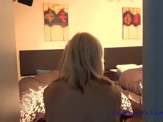 Tag Team Seduction - Milfs Seduce Young Black Man