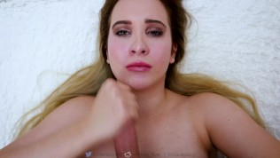 FACIAL REWARD - She Finishes It Off | Vivian Rose