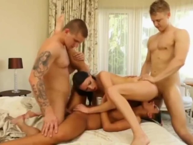 Compilation, Bisexual Mmf Passion!