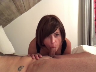 My pussy eats two cocks!!