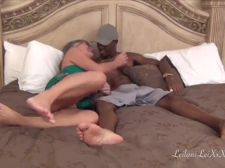 Milf Rendezvous with Young BBC Lover