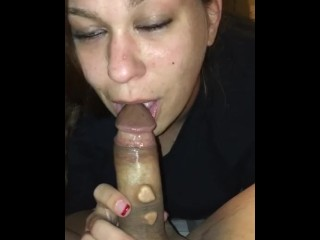 Great blow job and hand job