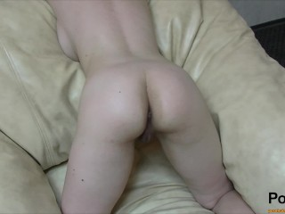 Time/hd/play butt plays ass plug