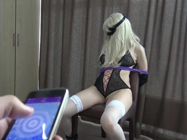 Pussy Licking Orgasm Bondage