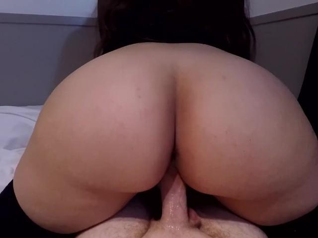 big ass doggystyle creampie