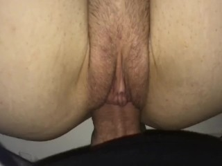 Whore lover sucking BF schlong deep (sterling sextape with pussy filling)