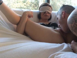 Huge DP with Dildo and Dick - FUCK ME HARD, DON'T STOP!!!
