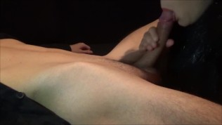 Sucking Cock and getting my creamy pussy fucked!!