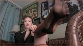 Mistress T Stockings