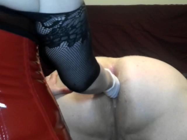 Extreme Anal Fisting Orgasm