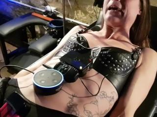 Mistress Alexa – Part 3 – Self Service Shock