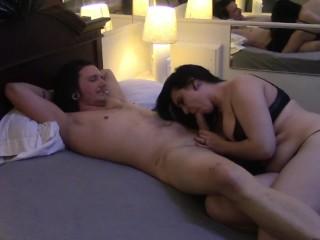 Straight sex/hard fucks his little slut
