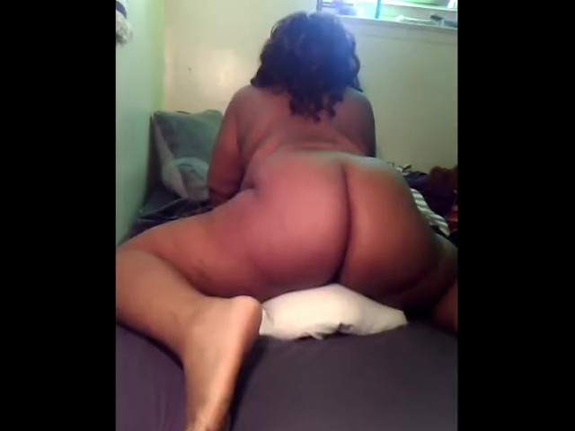 Big Booty Humping Pillow