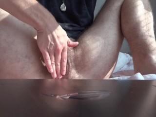 Huge/dildo transman properly obscenely fucked