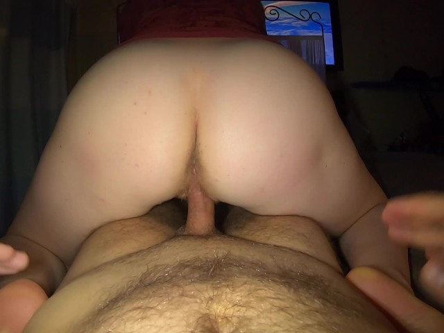 Asian Teen White Guy Creampie