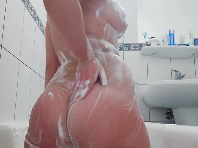 Big Tits Big Ass Shower