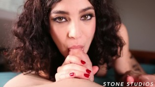 TS POV Intox Blowjob with Mandy Mitchell
