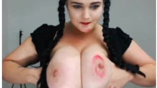 36 h Huge Monster tits