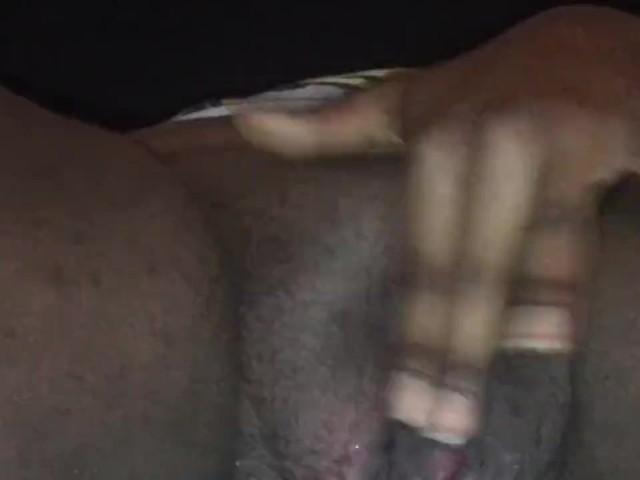 Ebony Bbw Creamy Orgasm