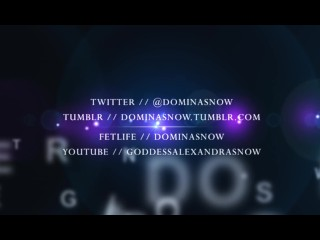 Big Tit Tease and Denial - Alexandra Snow