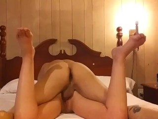 Wife Loves Being Fucked From Behind