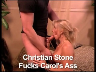 First Time Anal For A Fan - Carol Cox Classic - from 1998
