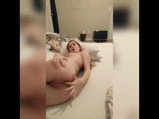 My first video! Anal play with a little bit of blowjob!