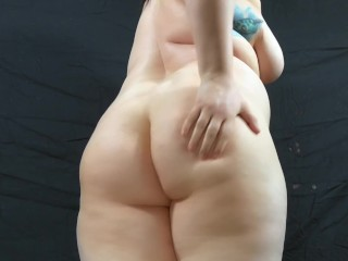 Worship/ass over tight bbw fit