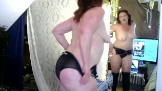 V72 dance wiggle and pee