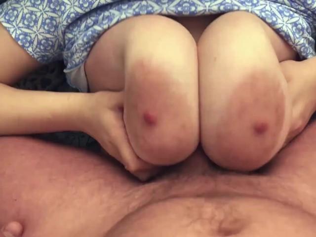 Big Boobs Girlfriend Riding