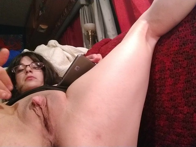 Teen Clit Rubbing Orgasm