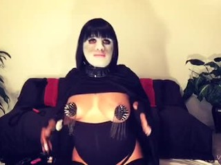 Chulo Found Jigsaw Sister And Smothers Her Face With Cum