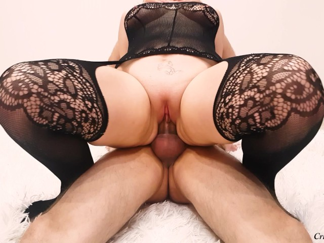 Big Booty Dick Riding Creampie