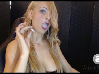 Sandi Smoking Compilation