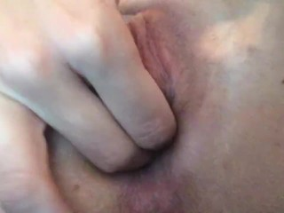 Wet Pussy Sound ASMR with Super Up-Close HD female masturbation