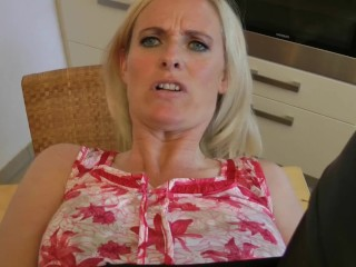 Mummy Want A Fuck In The Kitchen - Desperate Housewife